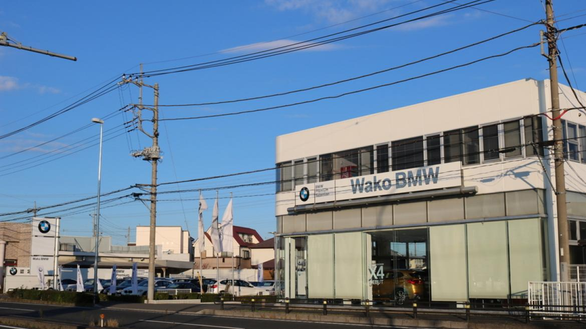 BMW Premium Selection 春日部